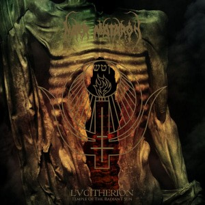 NAER MATARON Lvcitherion (Temple Of The Radiant Sun) CD