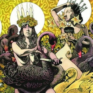 BARONESS Yellow & Green 2CD