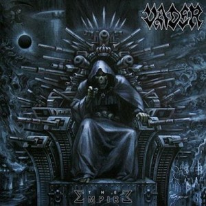VADER The Empire CD Digipack