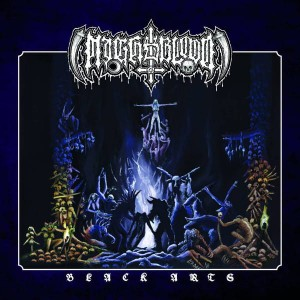 NIGHT'S BLOOD Black Arts LP