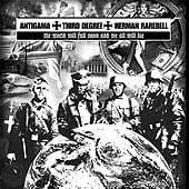 ANTIGAMA / THIRD DEGREE / HERMAN RAREBELL The World Will Fall Soon And We All Will Die CD