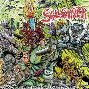 SKULLSMASHER Rocket Hammer Brain Surgery CD