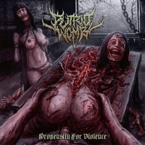 PUTRID WOMB Propensity For Violence CD