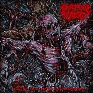 INTRACRANIAL PURULENCY Eugenic Post-Coital Crucifixion CD