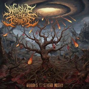 WORSHIP THE PESTILENCE Arriving To Spread Misery CD