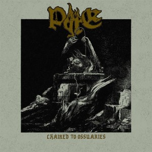 PYRE Chained To Ossuaries CD