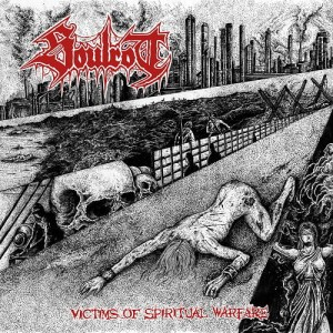 SOULROT Victims Of Spiritual Warfare CD