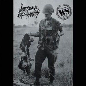 LAST DAYS OF HUMANITY / WARSCARS Rennes In Blood CD