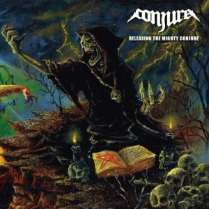 CONJURE Releasing The Mighty Conjure CD