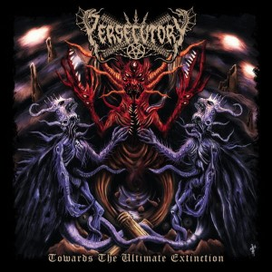 PERSECUTORY Towards The Ultimate Extinction CD