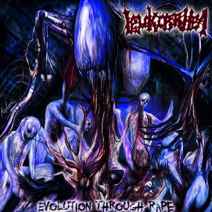 LEUKORRHEA Evolution Through Rape CD