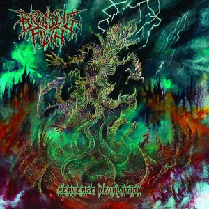 BREEDING FILTH Perverse Devolution CD