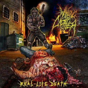 WAKING THE CADAVER Real-Life Death CD