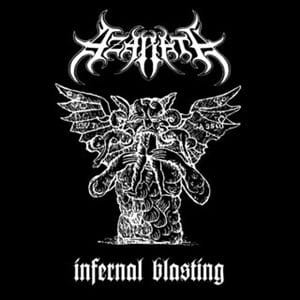 AZARATH Infernal Blasting CD