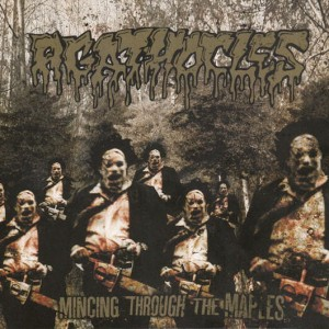AGATHOCLES Mincing Through The Maples CD Digipack