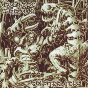AHUMADO GRANUJO Splatter-Tekk / Chemical Holocaust 2LP