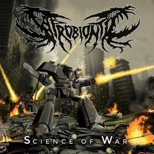SAPROBIONTIC Science Of War CD