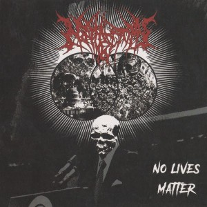 NEPHRECTOMY No Lives Matter CD