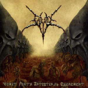 ENMITY Vomit Forth Intestinal Excrement CD